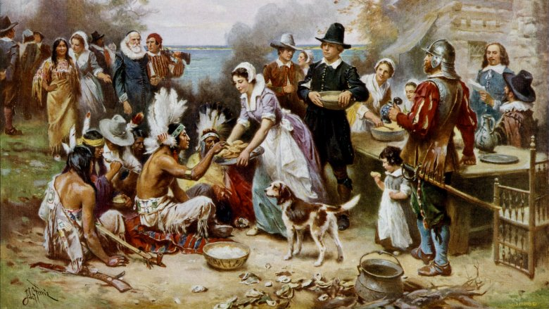 A portrait of Thanksgiving