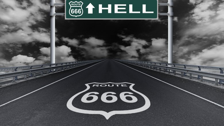 Highway to hell, 666