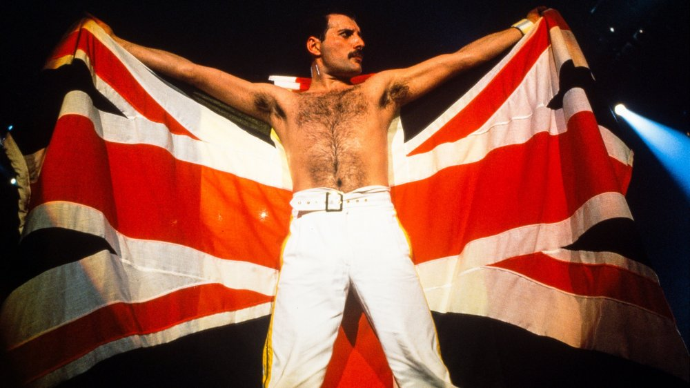 These were Freddie Mercury's last words to his assistant