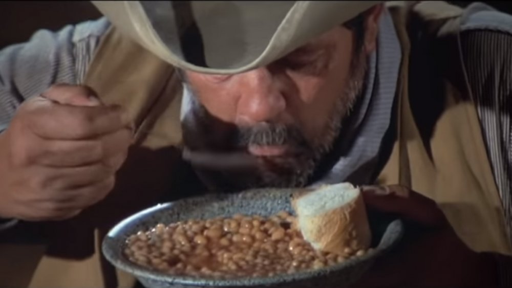 What did cowboys really eat on Old West trail drives?