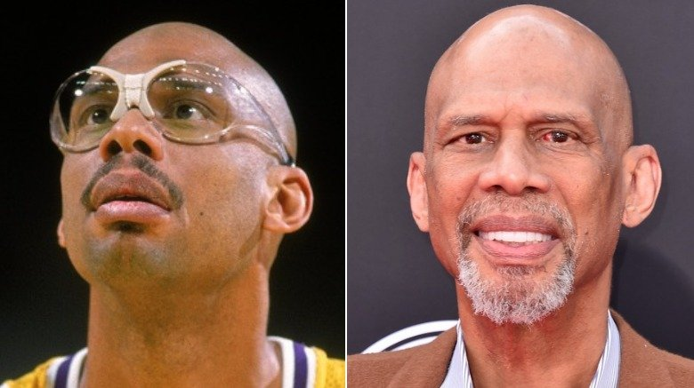 kareem abdul-jabbar young and old