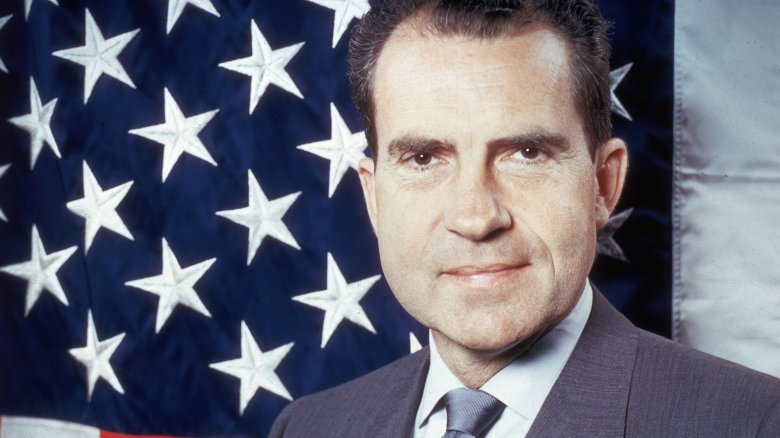 richard nixon impeached