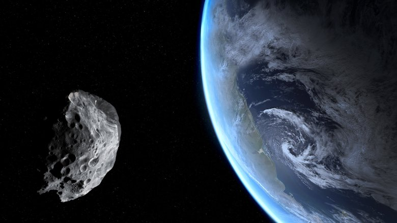 What Would Happen If An Asteroid Hit Earth? - Grunge