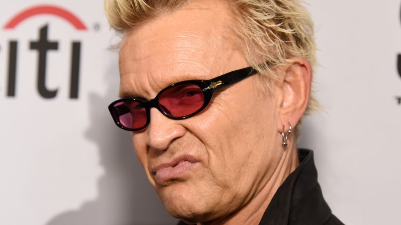 Billy Idol in 2018