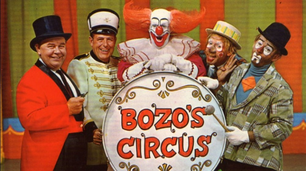 Whatever happened to the man who played Bozo the Clown?
