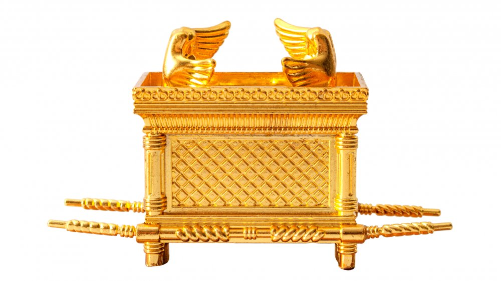 What's actually in the Ark of the Covenant?
