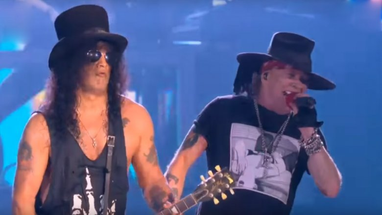 axl slash gnr