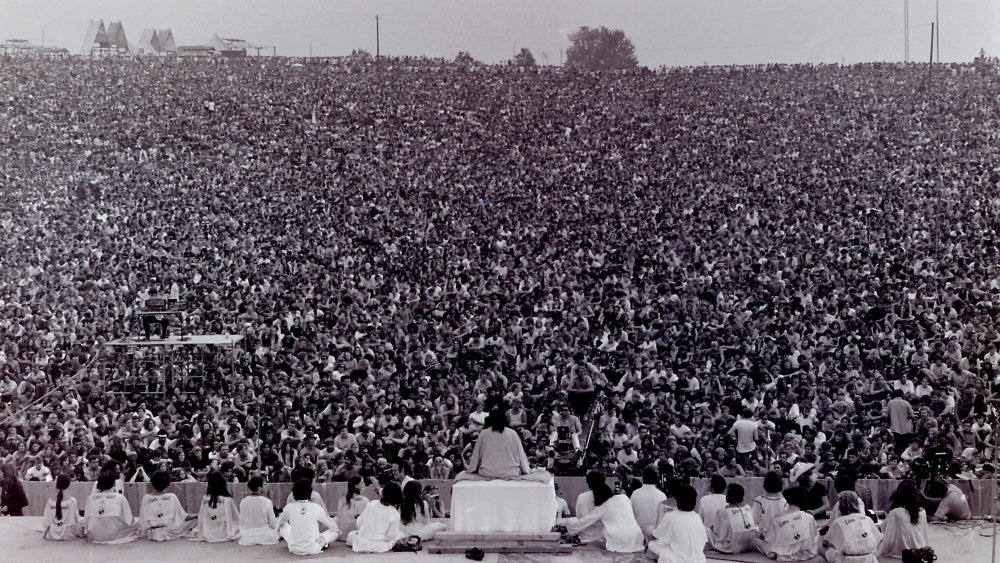 You had to be careful about what you ate at Woodstock. Here's why