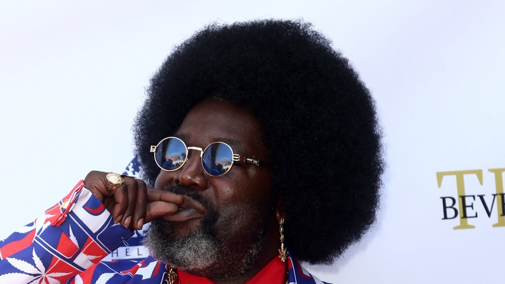 You wouldn't want to meet Afroman in real life. Here's why